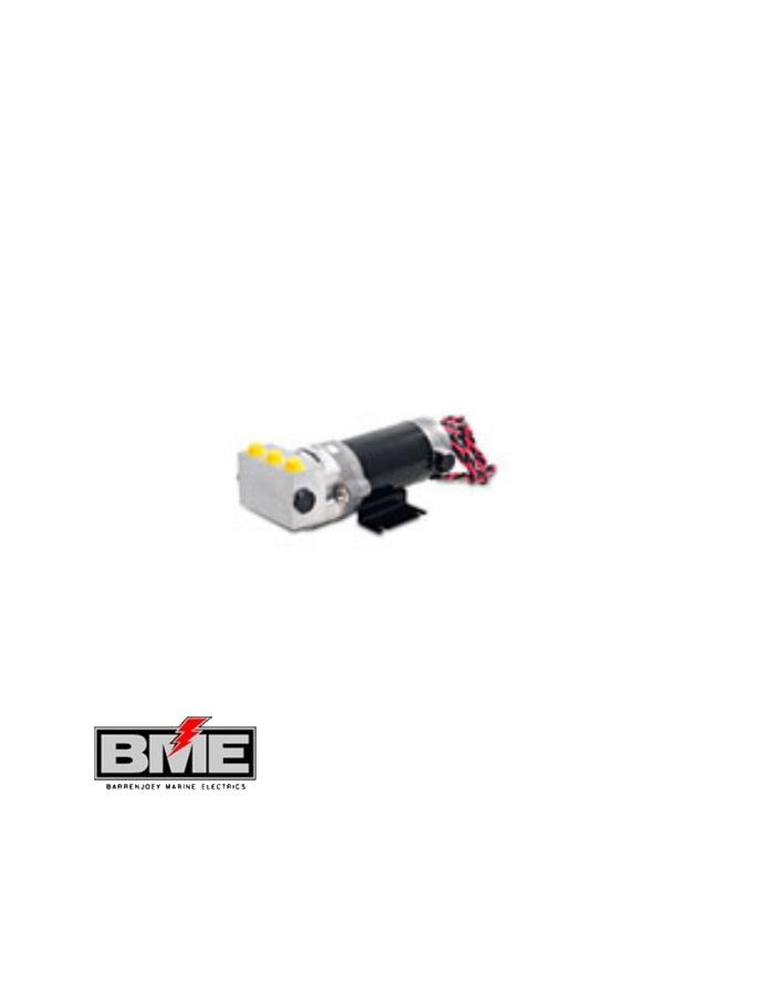 Raymarine Hydraulic Autopilot Pumps