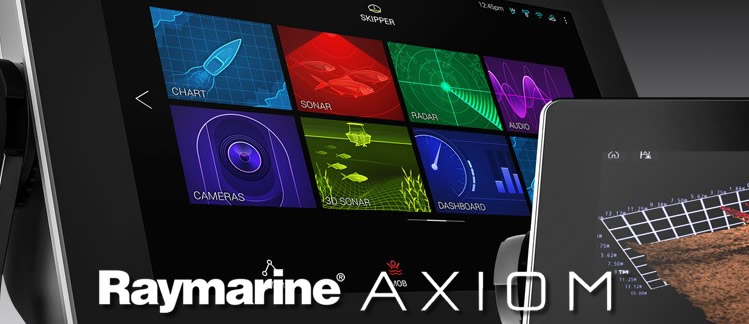 Raymarine Axiom MFD on Special!