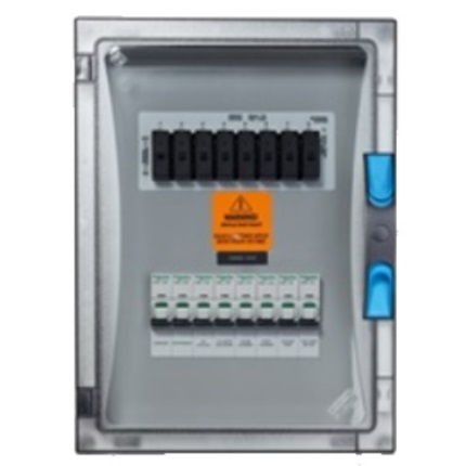AC/DC Voltage & Current Monitoring