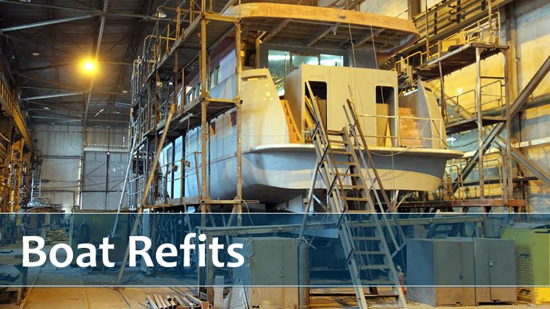 Boat Refits