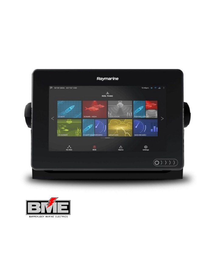 Raymarine Axiom Touch Screen MFD