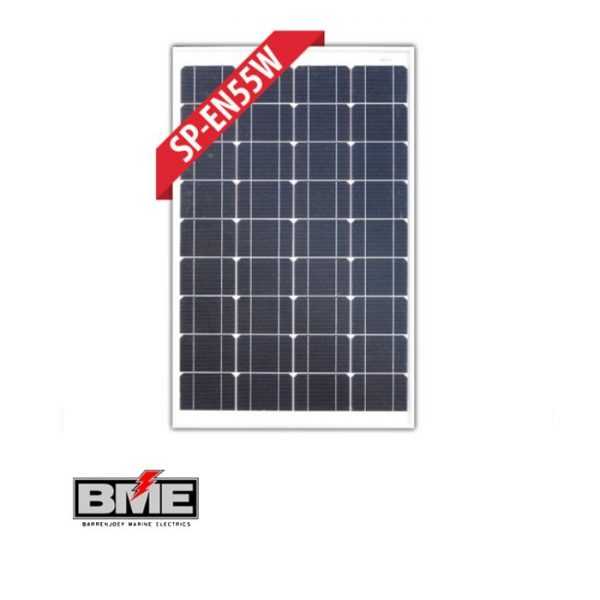 Enerdrive Fixed Solar Panel Range Bme Barrenjoey Marine Electrics
