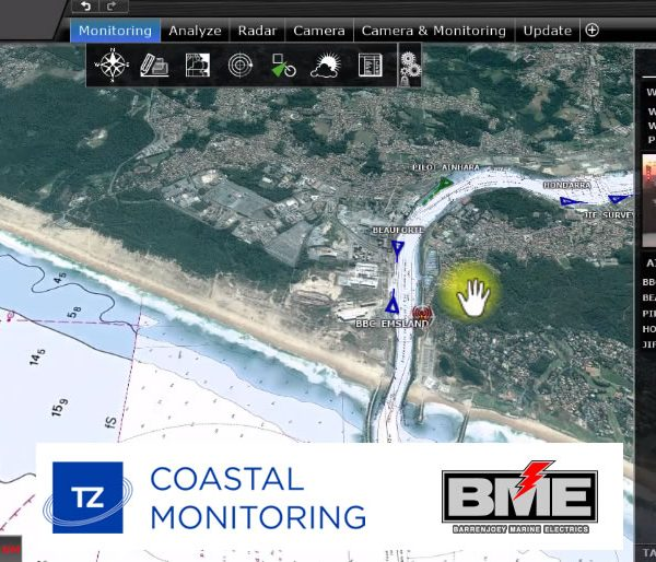 Time Zero Coastal Monitoring TZ Coastal Monitoring: The cutting edge Maritime surveillance solution you can afford!
