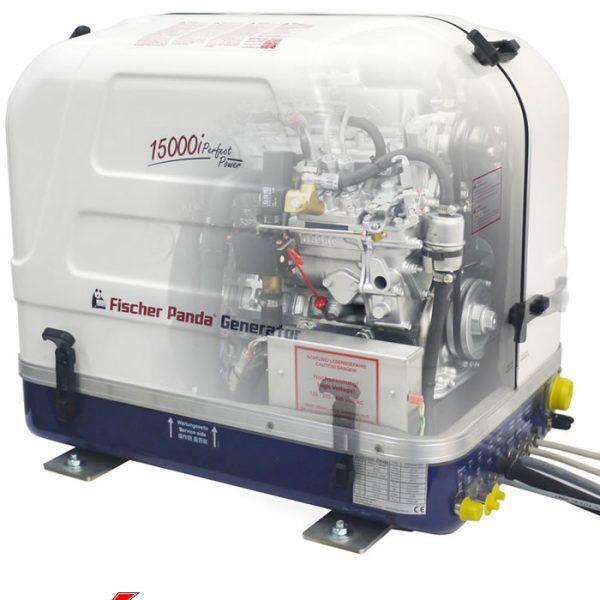 Fischer Panda 15000i-230V PMS