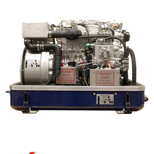Fischer Panda 25I PMS 230V 50Hz 25kVA Marine Generator