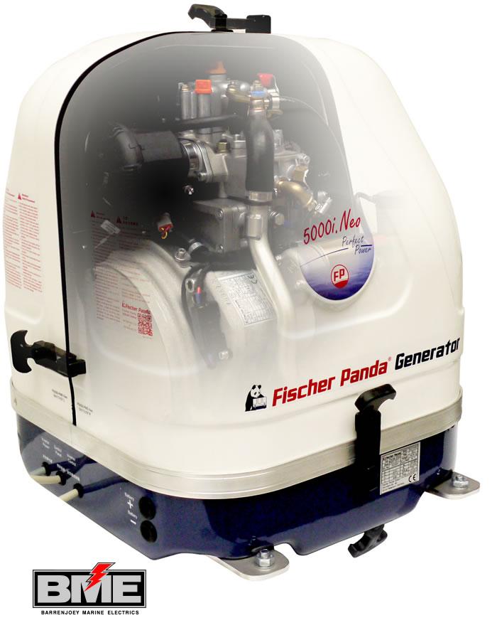 Fischer Panda 5000I NEO PMS 230V 50HZ Marine Generator