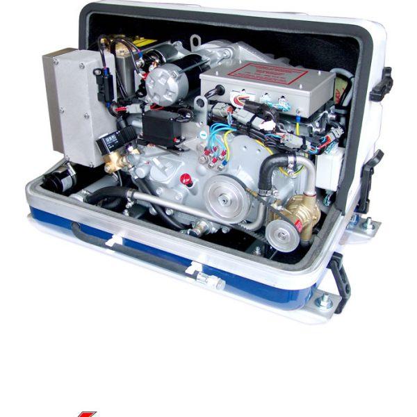 Fischer Panda 5000I PMS 230V 50Hz 5kVA Marine Generator