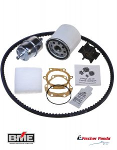 Fischer Panda 5000i Standard Service Kit