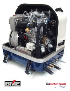 Fischer Panda 8000I PMS 60HZ Marine Generator