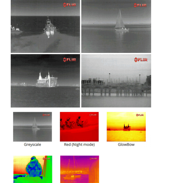 Flir T470 SC Thermal Night Vision Camera