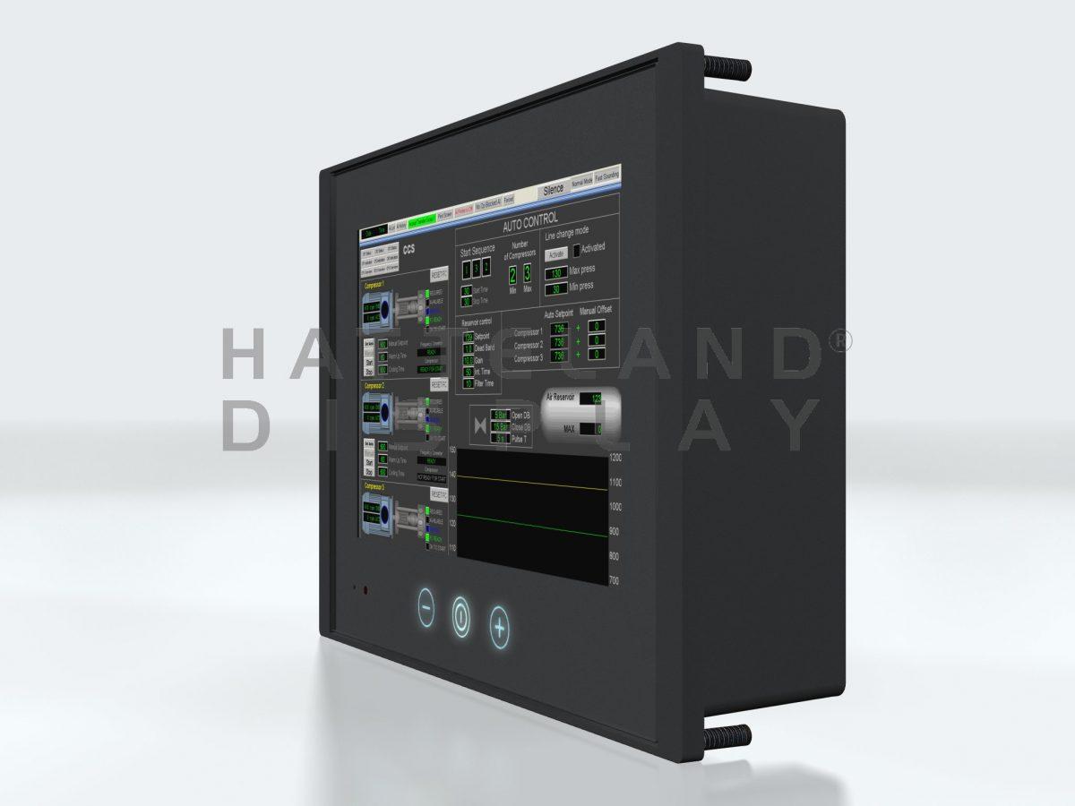 Hatteland Series X Multifunction Display