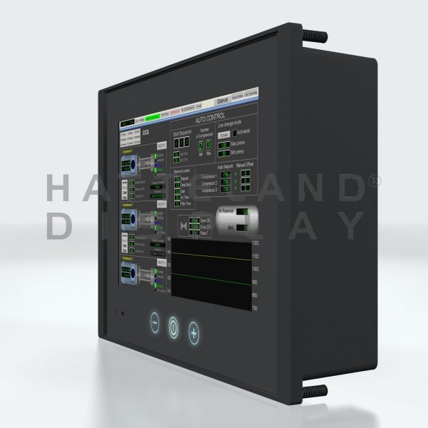 Hatteland Series X Multifunction Display