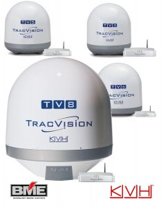 KVH TracVision TV Series Marine Satellite TV System