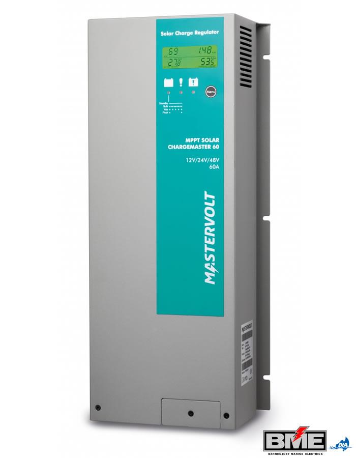 Mastervolt SCM60 MPPT-MB solar charge regulator