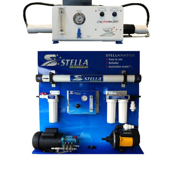Stella ConStellation 380 Watermaker